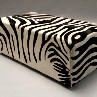 Zebra Poef 120 X 55