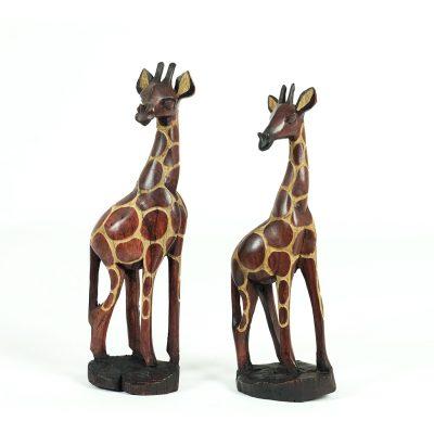 Zebra beeldjes