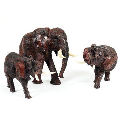 beeldjes van olifanten