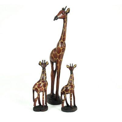 giraffe beeldjes